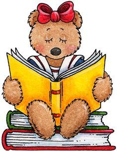 Teddy Bear Reading02