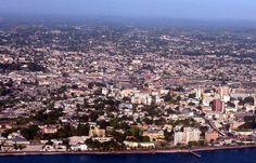 * Libreville *  Capital do Gabão.