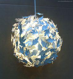 Lighting, 7 Feuillage Odyssee Decoupee
