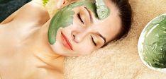Botoks etkili yeşil maske