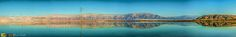 http://500px.com/photo/191803911 Perfect Reflection in Dead Sea by boazyoffe -Power pole relection in dead sea. Tags: HDRPanoramaIsraelReflectionDead SeaD7100