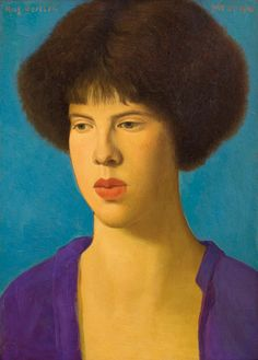 Seductive colour: 'The Violinist', 1912, by Mark Gertler