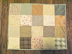 Petit patchwork pour Victor
