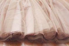 DIY : comment faire une jupe en tulle / jupe tutu