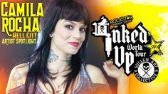 Artist Spotlight - Camila Rocha