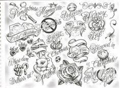 design your tattoos Cholo Tattoo, Boog Tattoo, Lotusblume Tattoo, Money Tattoo, Body Art Tattoos, Chicano Lettering, Tattoo Lettering Fonts, Graffiti Lettering, Chicano Tattoos Gangsters