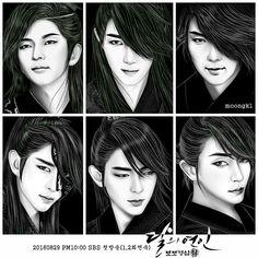 4th Prince 왕소 Lee Joon Gi