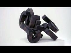 1980 Eduardo Chillida, exposición antológica en Madrid. Escultura, Escul...