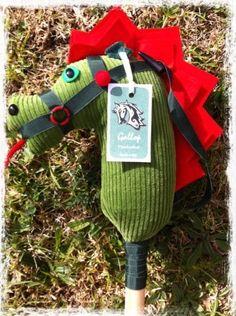 Hobby Horse Stick Horse Handcrafted/Handmade by GallopNZ
