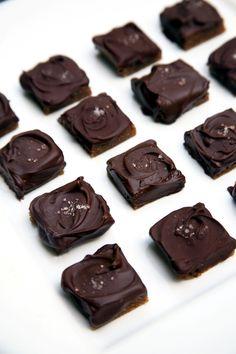 Vegan Chocolate-Covered Caramels | POPSUGAR Fitness