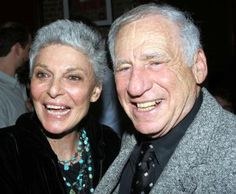 Anne Bancroft and Mel Brooks Marriage Profile