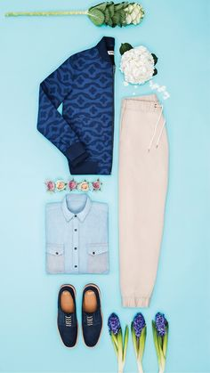 Nice outfit flat lay from Topman