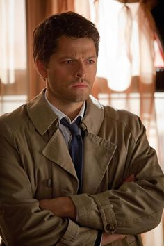 Castiel / Misha Collins- So Great On Supernatural :)