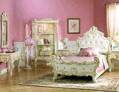 Any little girls dream bedroom!