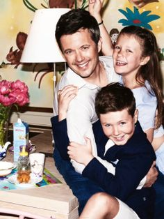 Crown Prince Frederik with his two oldest children, Prince Christian and Princess Isabella, Crown Princess Victoria, Crown Princess Mary, Princess Kate, Denmark Royal Family, Danish Royal Family, Casa Real, Prince Christian Of Denmark, Royal Family Pictures, Prince Frederik Of Denmark