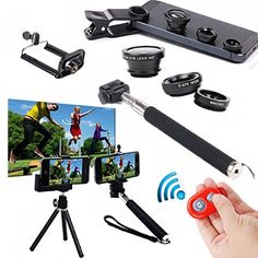 cool AFAITH® 7in1 Kit foriPhone 6 ,iPhone 6 Plusgalaxy-note-32-lg-htc-one-m8m7-google-nexus-45-sony-xperia-motorala-one-plus-one/