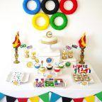 Fiestas infantiles Juegos Olímpicos
