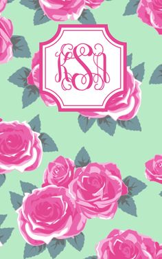 Gorgeous hand-stitched, notebook with my custom monogram (!) by May Designs. #maydesignscontest
