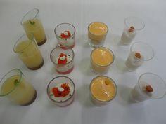 Xupitos * Sweet and savoury shots