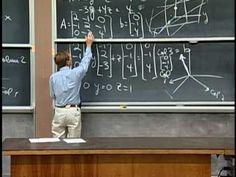 MIT 18.06 Linear Algebra, Spring 2005
