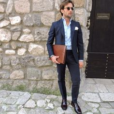 Be inspired by Danilo Carnevale! Follow Gentlemenwear for more posts!