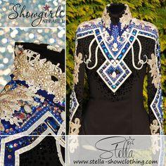 Sold Horsemanshipshirt Western Show Shirts, Custom Made, Westerns, Jackets, Down Jackets, Jacket