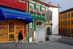 Ruas do Porto / Streets of Porto > Rua do Sol - Portugal