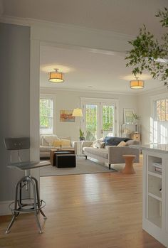 Annie Wise Interior Design: Alameda Craftsman photo by Kevin McConnell
