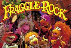 Fraggle Rock (also known as Jim Henson's Fraggle Rock or Fraggle Rock with Jim Henson's Muppets) is a children's live action puppet television series created by Jim Henson with the central characters being a set of Muppet creatures called Fraggles. 90s Childhood, My Childhood Memories, School Memories, Sweet Memories, Pretty Things, Weird Things, Cartoon Photo, 3d Cartoon, Fraggle Rock