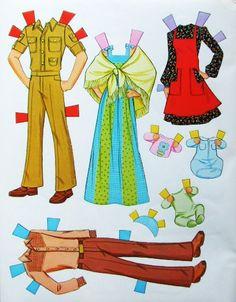 Paper Dolls~The Sunshine Family - Bonnie Jones - Picasa 웹앨범