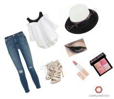 Ombliguito de la semana  Disponible: Sombrero Black & White  Contactanos : 809 853 3250 / 809 405 5555 Pagos a través de Paypal  Delivery  Envoltura disponible   #newarrivals #available #newcollection #hat #black #white #summer #fancy #accesories #chic #trendy #delicate #precious #glam #gorgeous #unique #fancy #pretty #complementosjewelry #complementosrd #lookcomplementosrd #byou #becomplete