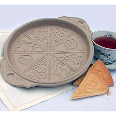 """British Isles Shortbread Pan 