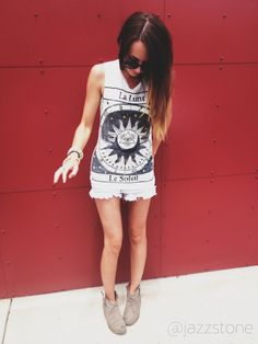 muscle tee // urban outfitters