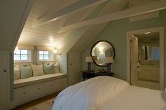 1000 images about attic bedroom knee wall closet ideas on pinterest