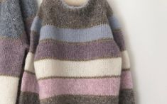 Candyfloss sweater - FiftyFabulous