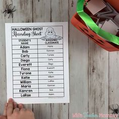 "Halloween ""BOO"" writ"