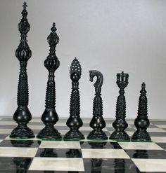 Anglo Indian - Jogo de Xadrez ...