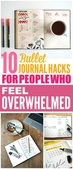 These bullet journal ideas are THE BEST! I'm so glad I found these GREAT bullet journal tips! Now I have some great bullet journal hacks that I can use! Goal Journal, Bullet Journal Hacks, Journal Layout, Journal Prompts, Bullet Journals, Journal Inspiration, Journal Ideas, Creative Journal, Creative Things