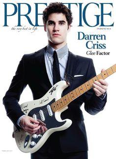 Darren Criss, Prestige February 2011