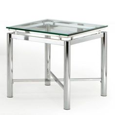 Have to have it. Steve Silver Nova End Table - $218 @hayneedle
