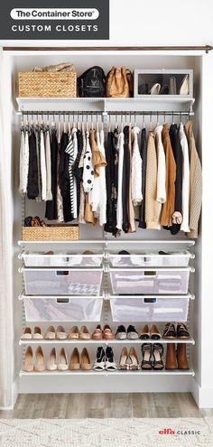 Home Decor Completely Customizable And Custom Closet Solutions Room Ideas Bedroom, Home Bedroom, Bedroom Decor, No Closet Bedroom, Night Bedroom, Bedroom Hacks, Ikea Bedroom, Nursery Decor, Bedrooms