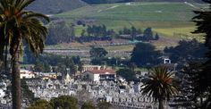 10 Facts About Colma, California, AKA 'The City Of The Dead'