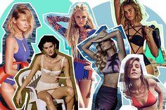 Guia do verão 2018: seis tops fazem as suas escolhas para a estação! Da música que vai embalar o calor a quem é a sua musa da estação elas contam à Vogue suas apostas. Descubra tudo em vogue.com.br - ou clicando no link da bio. (Via @cbelleze) #verao2018 via VOGUE BRASIL MAGAZINE OFFICIAL INSTAGRAM - Fashion Campaigns  Haute Couture  Advertising  Editorial Photography  Magazine Cover Designs  Supermodels  Runway Models