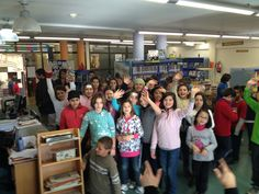 Visita 5è Escola Antoni vilanova de Falset