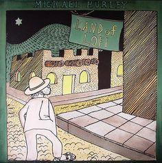 Michael Hurley - Land Of Lofi on Limited Edition LP