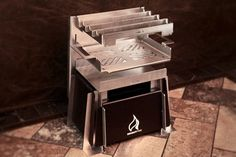BrightFire Escape | BrightFire Stoves Stainless Steel Griddle, Stoves, Furniture, Home Decor, Decoration Home, Skillets, Room Decor, Stove, Home Furnishings