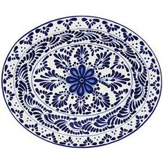 These colorful, handmade Talavera bowls are a perfect highlight to any dining table, serving area, or wall. The bowls are ideal for serving any type of food or drink in Southwest style.  As decoration, the bowls will make a colorful addition to any room's decor.  This particular collection is beautifully handcrafted and hand-painted by the studio of Tomas Huerta.  Each authentic piece is made in Puebla, Mexico and is 100% lead free; chip resistant; and microwave, oven, and dishwasher safe!