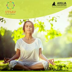 Surround yourself in spectacular, sprawling township at #AhujaUtsav.  Make your dream home a reality in convenience & style.  Walk up to the new world of innovation today:http://www.ahujautsav.com/