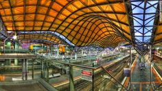 maka: Le 5 stazioni ferroviarie più spettacolari del mon...