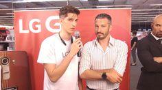 Gianluca Zambrotta per LG G4 #thisiswhite #strategicemotions
